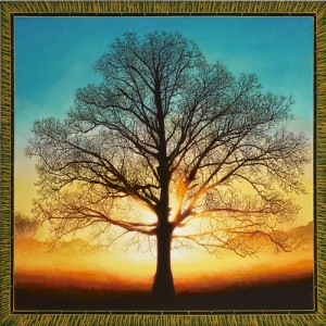 Tree of cousciousness